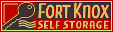 Fort Knox Self Storage Logo. Click to return to the homepage.