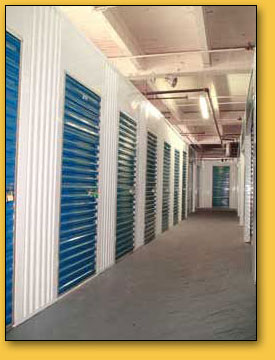 Fort Knox Storage and Moving offers convenient climate-controlled, indoor access units.